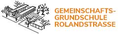 Gemeinschaftsgrundschule Rolandstraße Logo